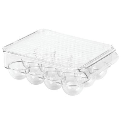 Fridge Binz 12 Egg Holder in Clear