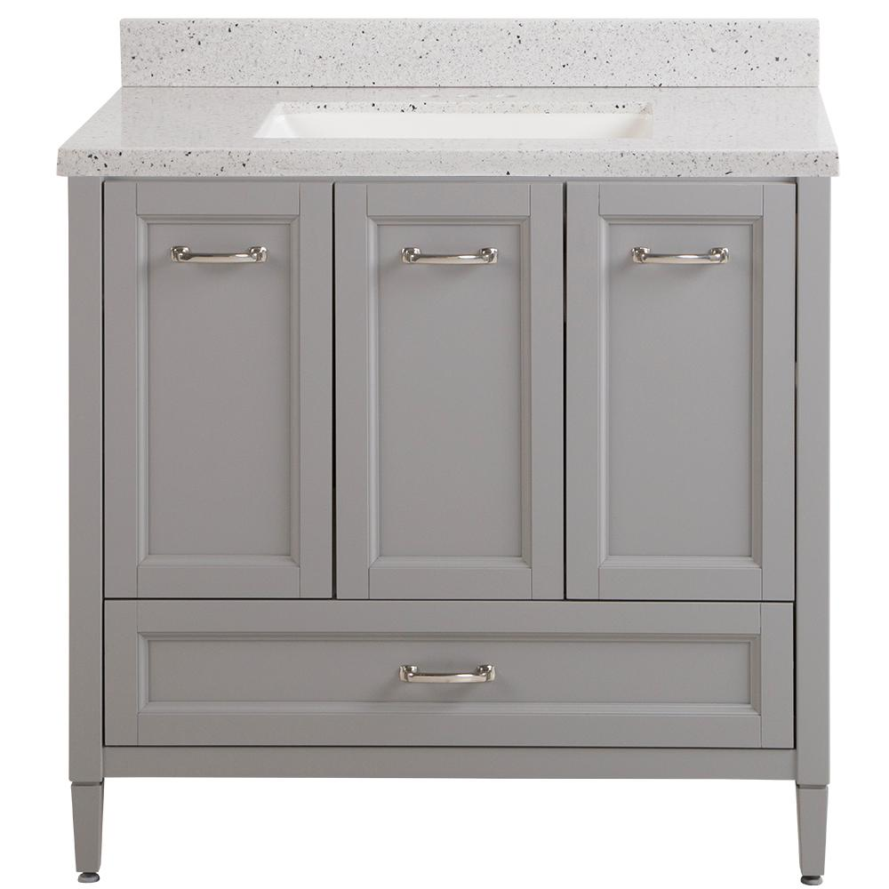 Home Decorators Collection Claxby 37 In. W X 22 In. D Bath