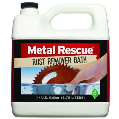1 Gal. Metal Rescue Rust Remover Bath