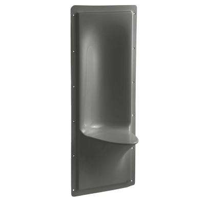 Echelon Shower Seat in Thunder Grey