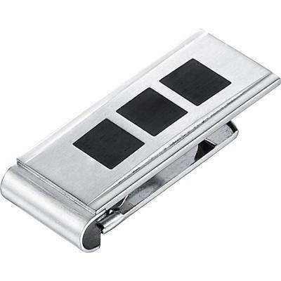 Mentzel Stainless Steel Money Clip