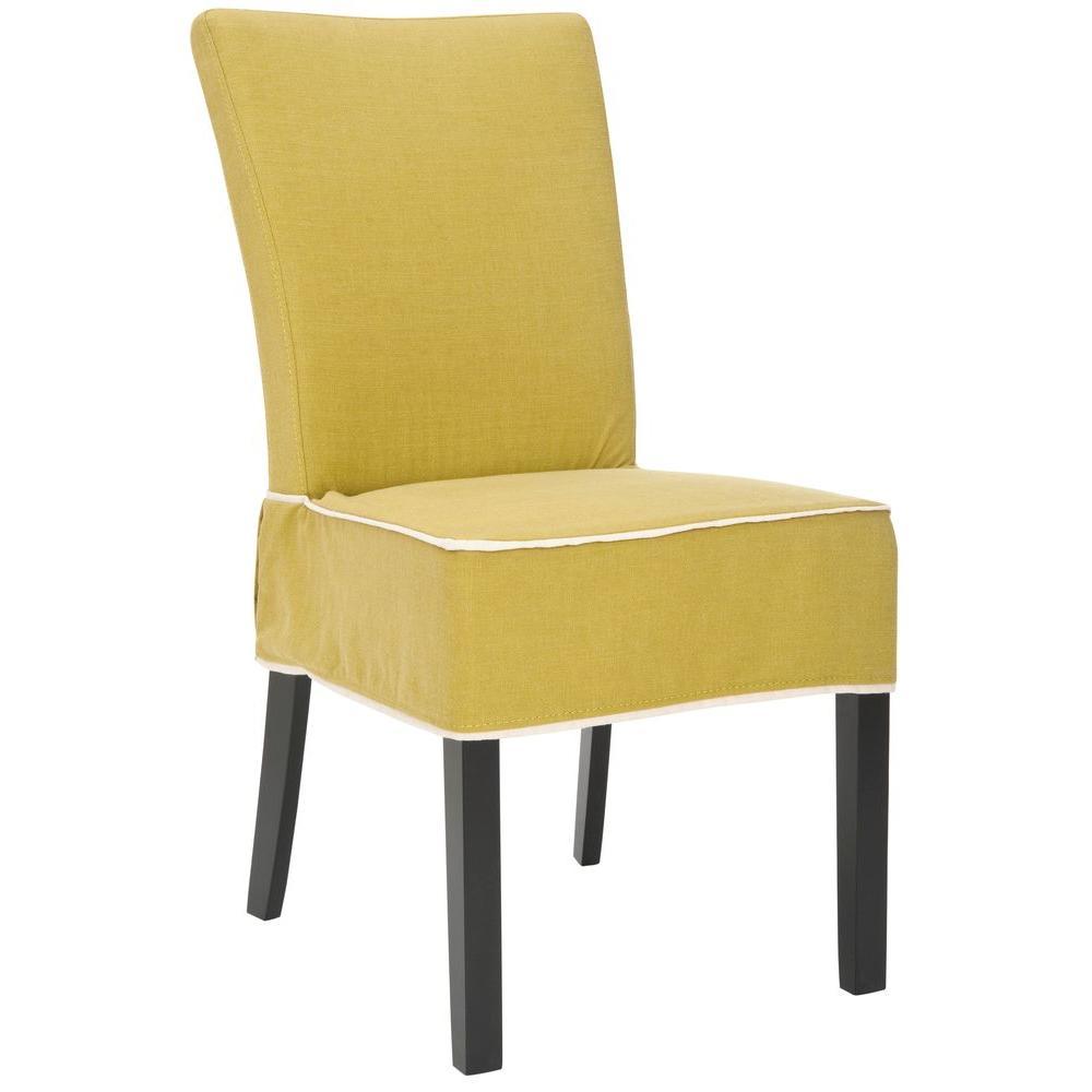 Safavieh Erik Slipcover Chair-DISCONTINUED