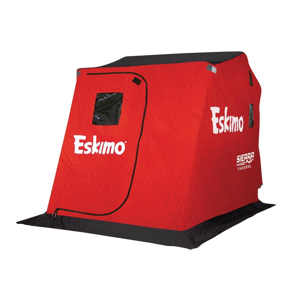 Eskimo Fatfish Ice Shelter-FF949 - The Home Depot