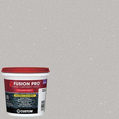 Fusion Pro #552 Ice Crystal 1 qt. Designer Series Grout