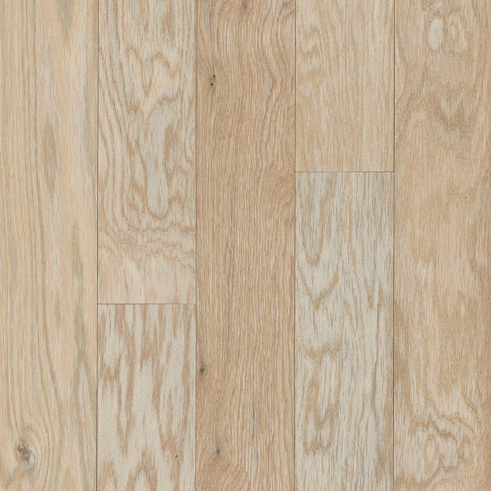 Bruce American Originals Sugar White Oak 3/8 in. Thick x 5 in ...