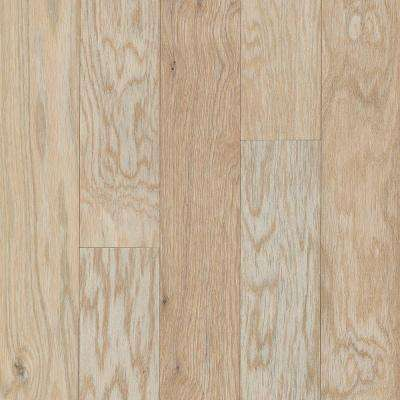 American Originals Sugar White Oak 3/8 in. T x 5 in. W x Varying L Click Lock Engineered Hardwood Flooring (22 sq.ft.)