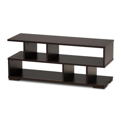 Arne Dark Brown Modern TV Stand