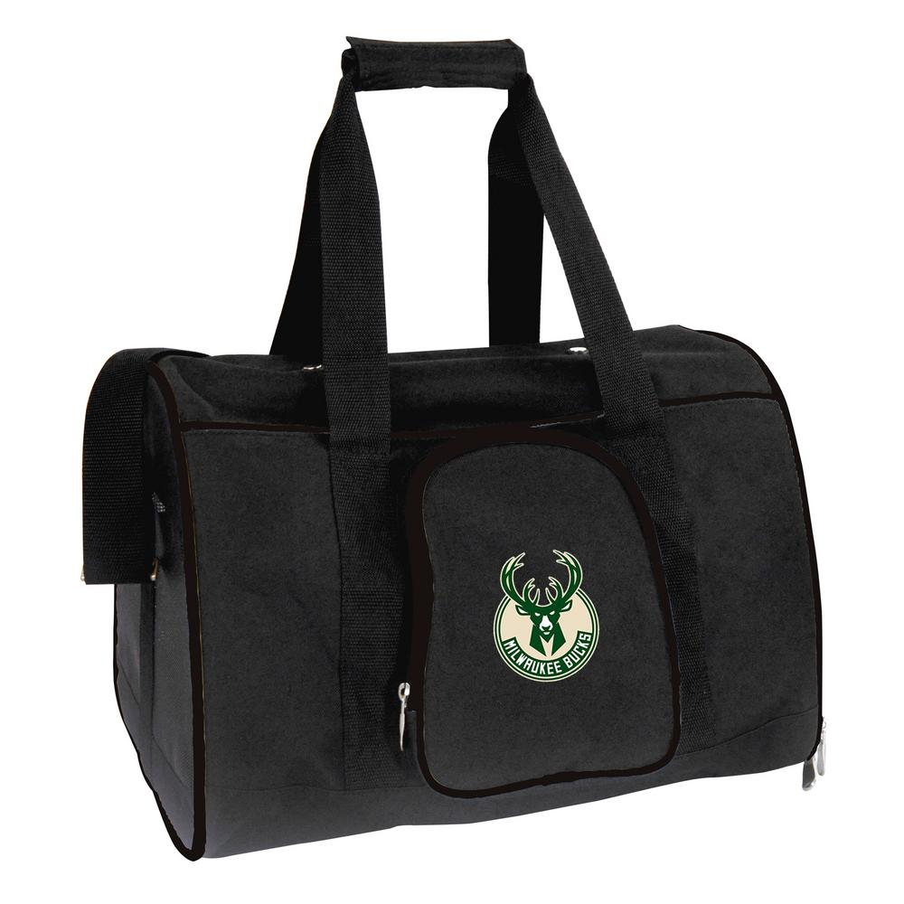 NBA Milwaukee Bucks Pet Carrier Premium 16