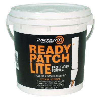 1 gal. Ready Patch Lite Spackling and Patching Compound (Case of 2)