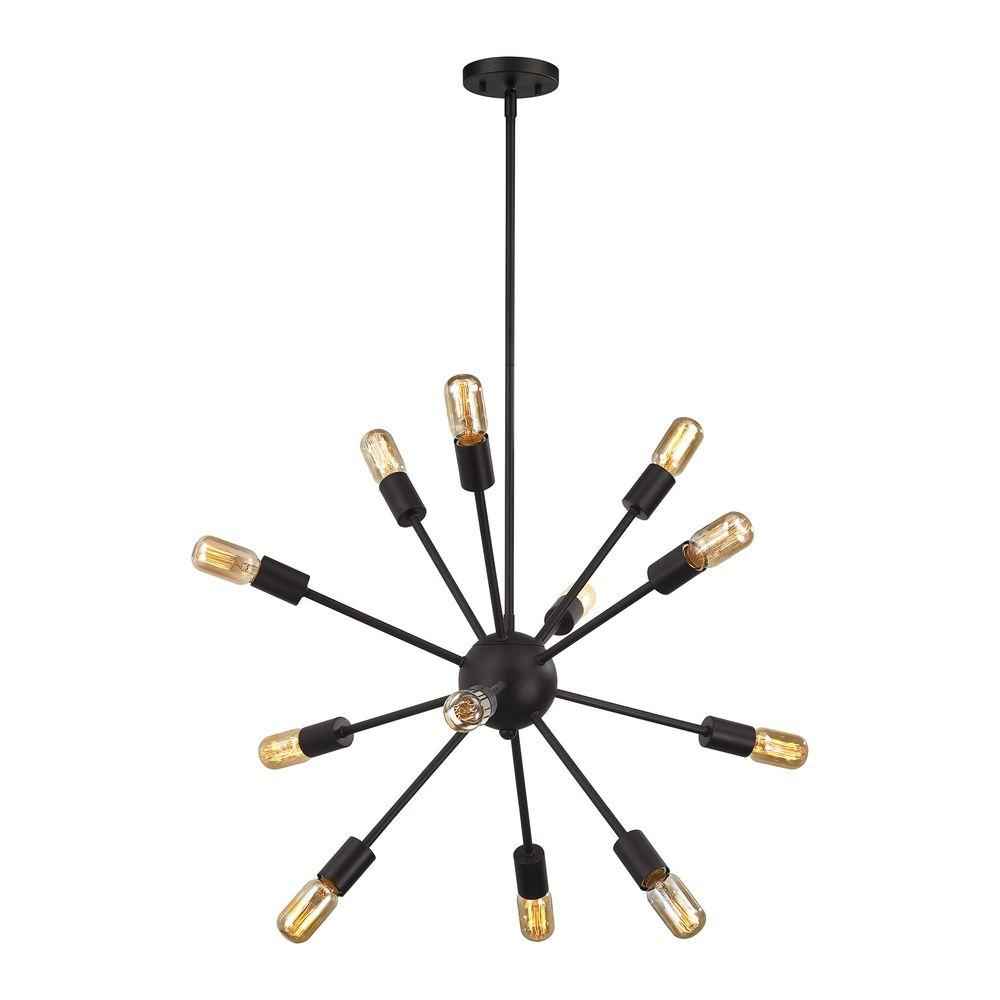 Titan lighting delphine 12 light oil rubbed bronze chandelier tn titan lighting delphine 12 light oil rubbed bronze chandelier aloadofball Images