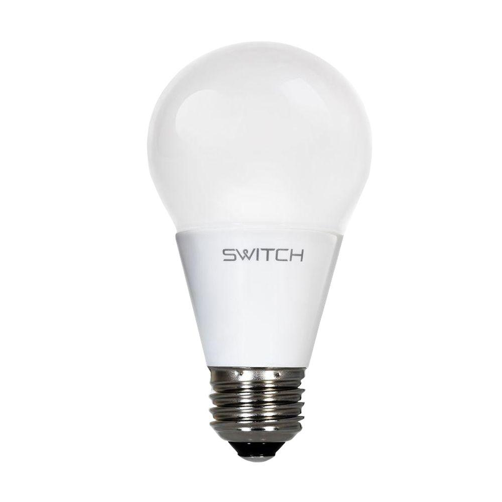 SWITCH Infinia 40W Equivalent Soft White  A19 LED Light Bulb