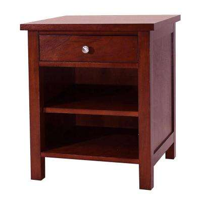 Oakdale Cherry Side Table