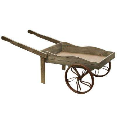 43 in. Garden Accents Garden Cart