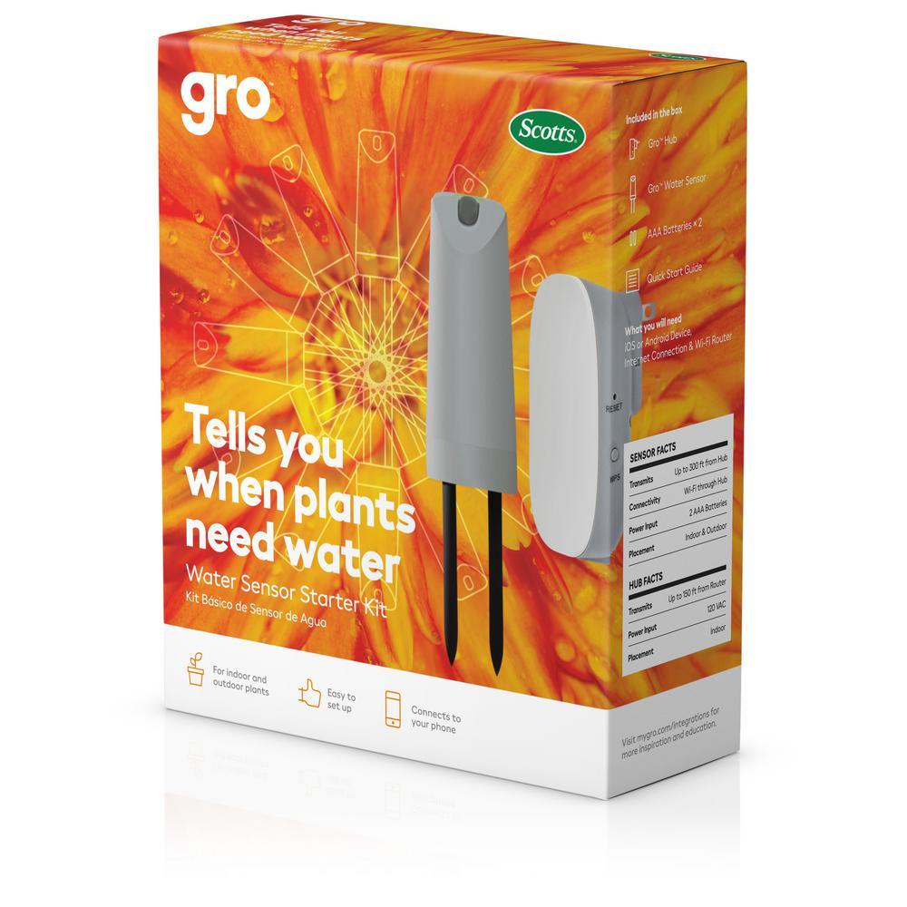 Gro Water Sensor Starter Kit