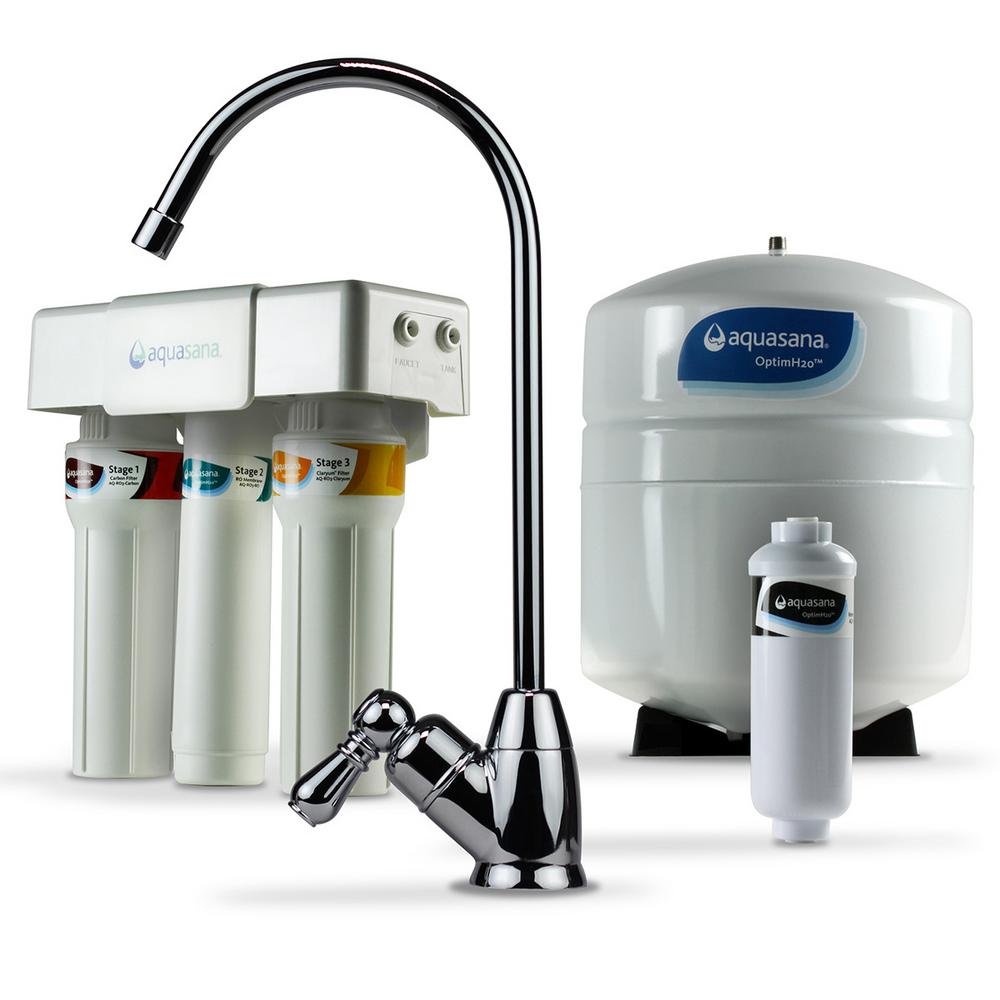 Luxury Under Cabinet Water Filter