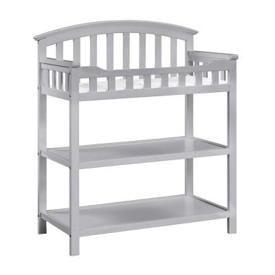 Graco Pebble Gray Changing Table