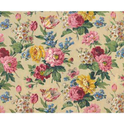 Floral Blooms Wall Mural