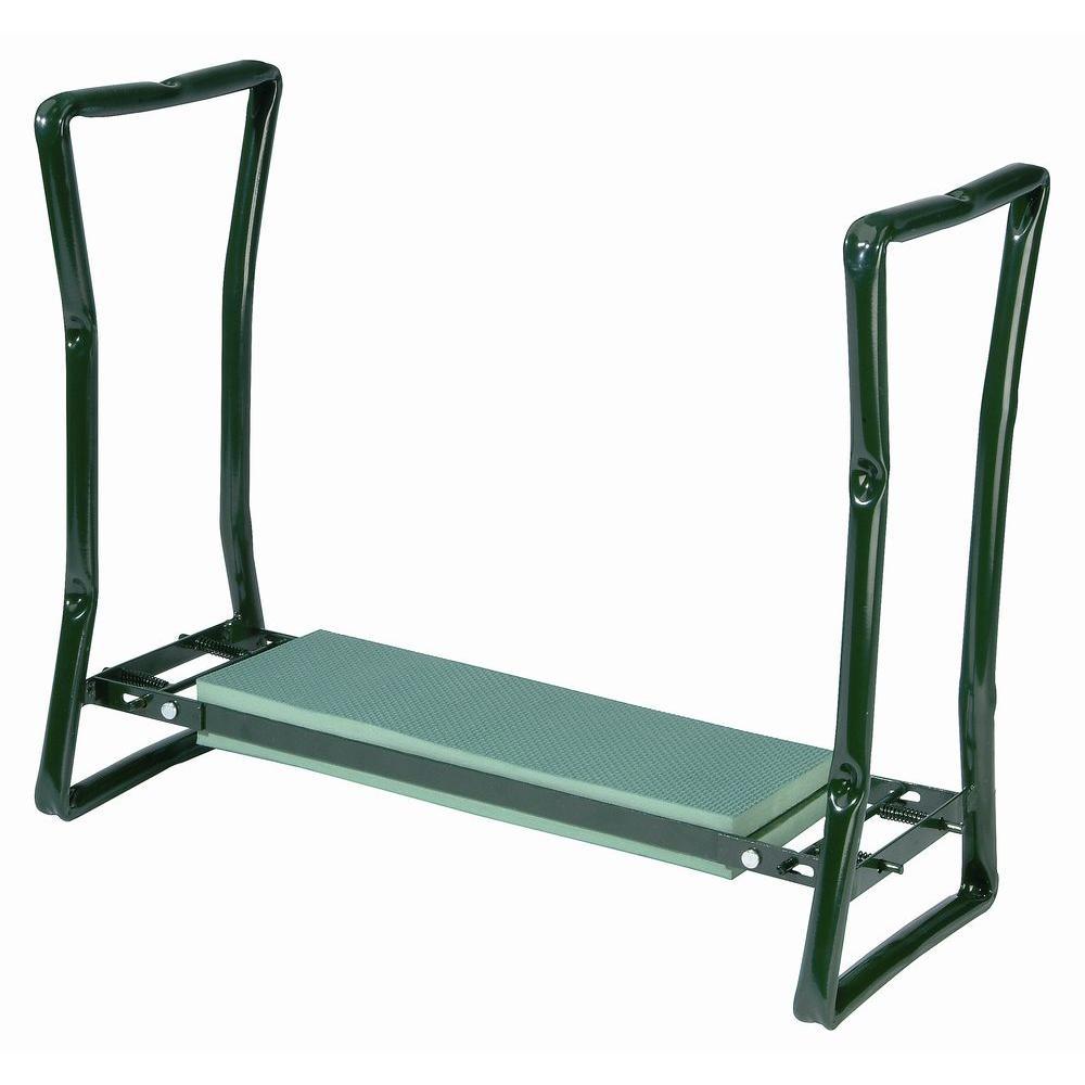 24 in. Folding Kneeler and Garden Seat