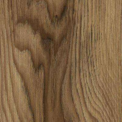 Take Home Sample - Hickory Fawn Click Lock Luxury Vinyl Plank Flooring - 6 in. x 9 in.