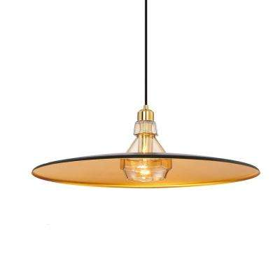 Legend Collection 1-Light Gold Small Pendant