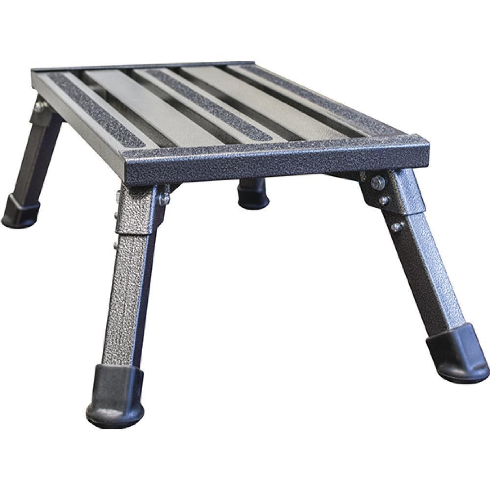 Steel Folding Jr. Safety Step