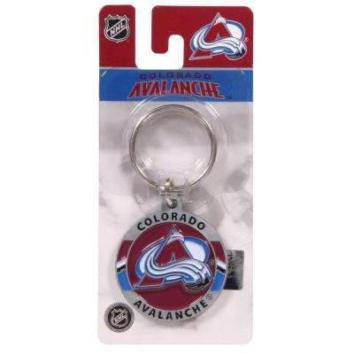 NHL Colorado Avalanche Key Chain (3-Pack)