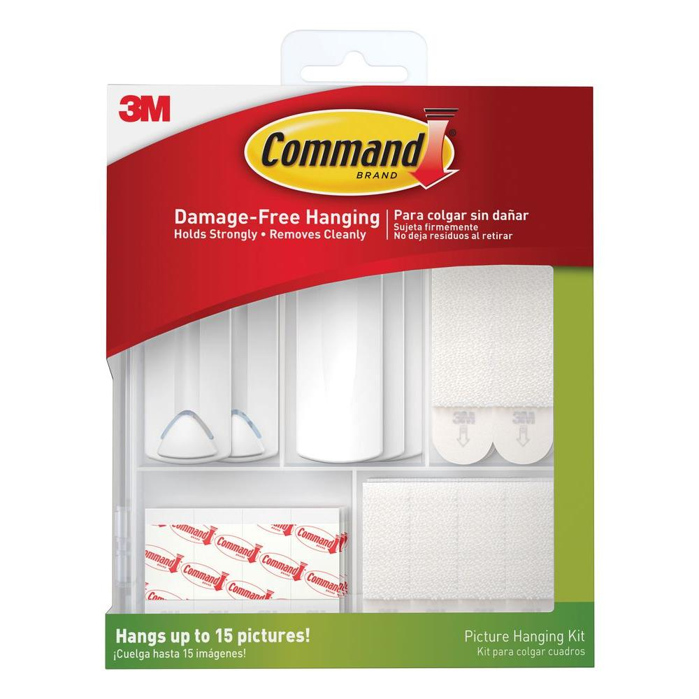 Command Picture Hanging Kit-17213-ES - The Home Depot