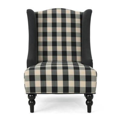 Plaid - Living Room Furniture - Furniture - The Home Depot