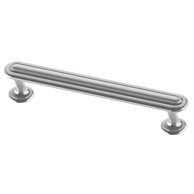 Harmon 5-1/16 in. (128mm) Center-to-Center Polished Chrome Drawer Pull