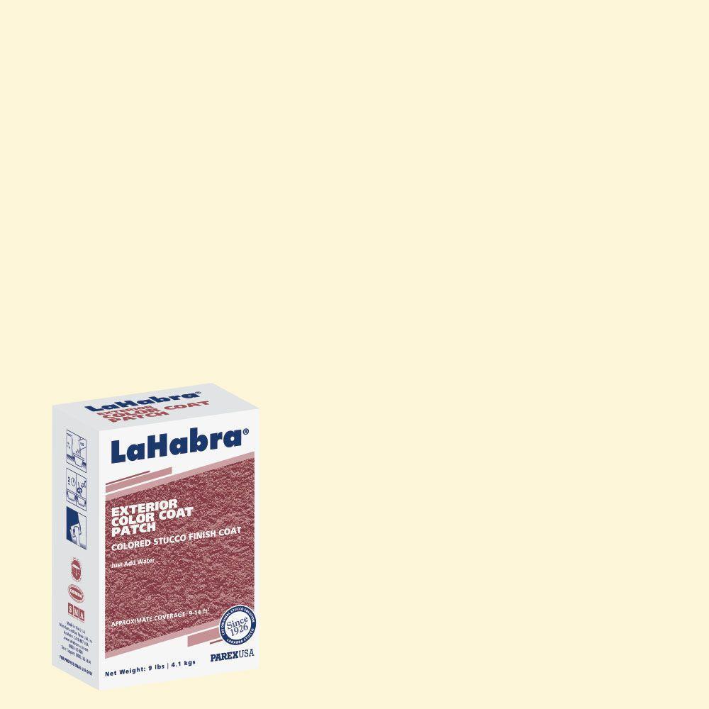 9 lb. Exterior Stucco Color Patch #86 Sandstone