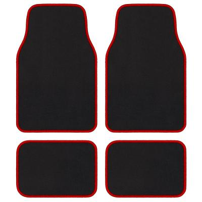 2001 Mitsubishi Mirage Sedan Red Oriental Driver 1999 2000 GGBAILEY D4394A-S1A-RD-IS Custom Fit Automotive Carpet Floor Mats for 1997 1998 Passenger /& Rear