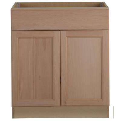 Beau Assembled 30 In. X 34.5 In. X 24.63 In. Easthaven Base Cabinet With
