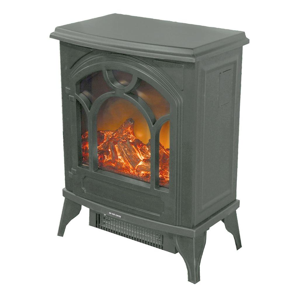 Estate Design Parker 400 sq. ft. Electric Stove-DISCONTINUED