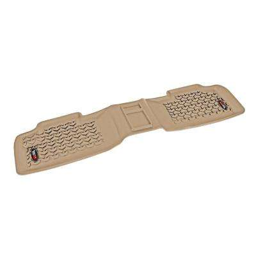 Floor Liner Rear 1-Piece Tan 2011-2014 Jeep Gr and Cherokee WK