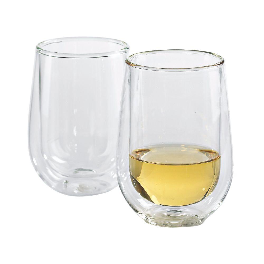 7 fl. oz. 4 Steady-Temp White Wine Tumblers