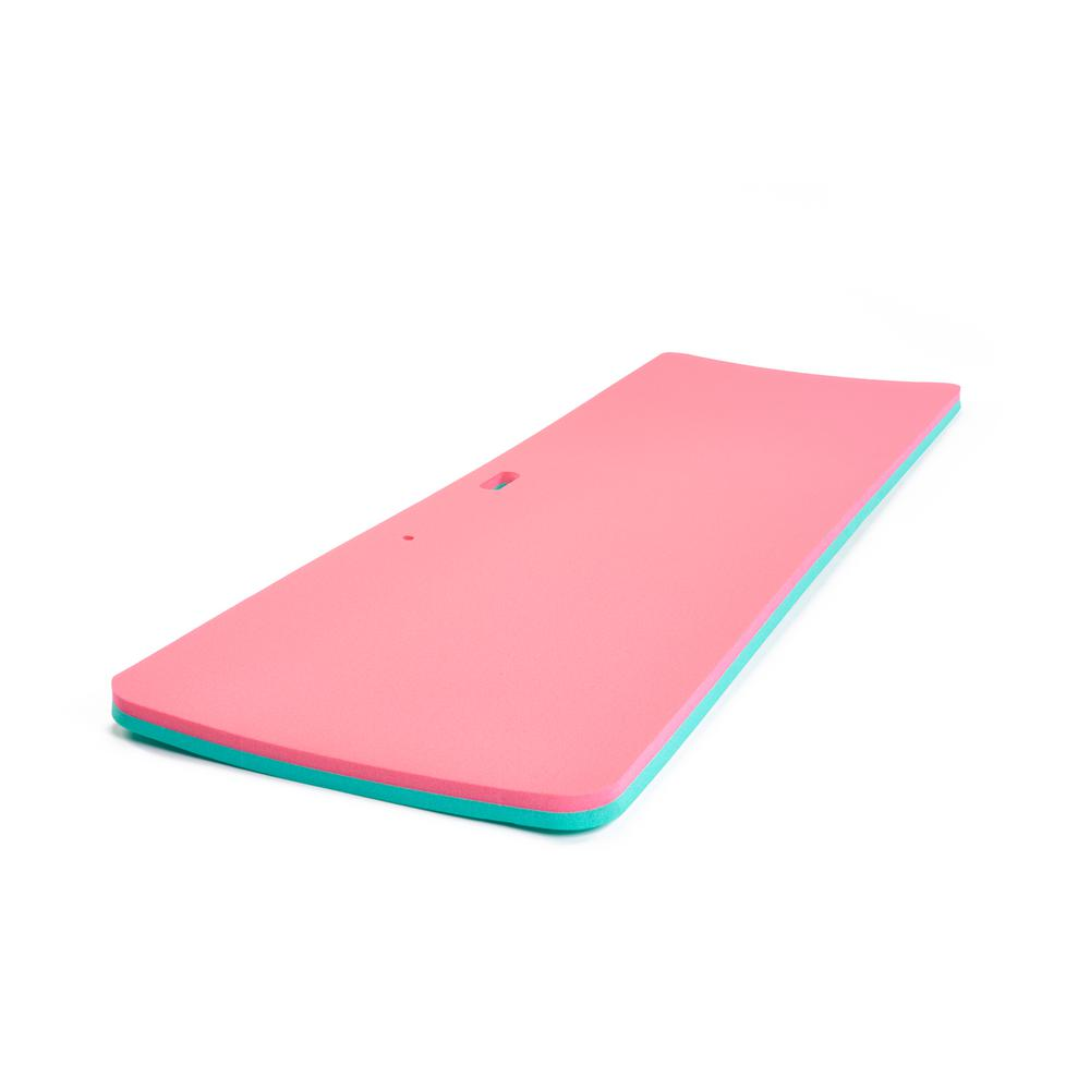 Floatation Iq 72 in  Pink/Teal Personal Oasis Float