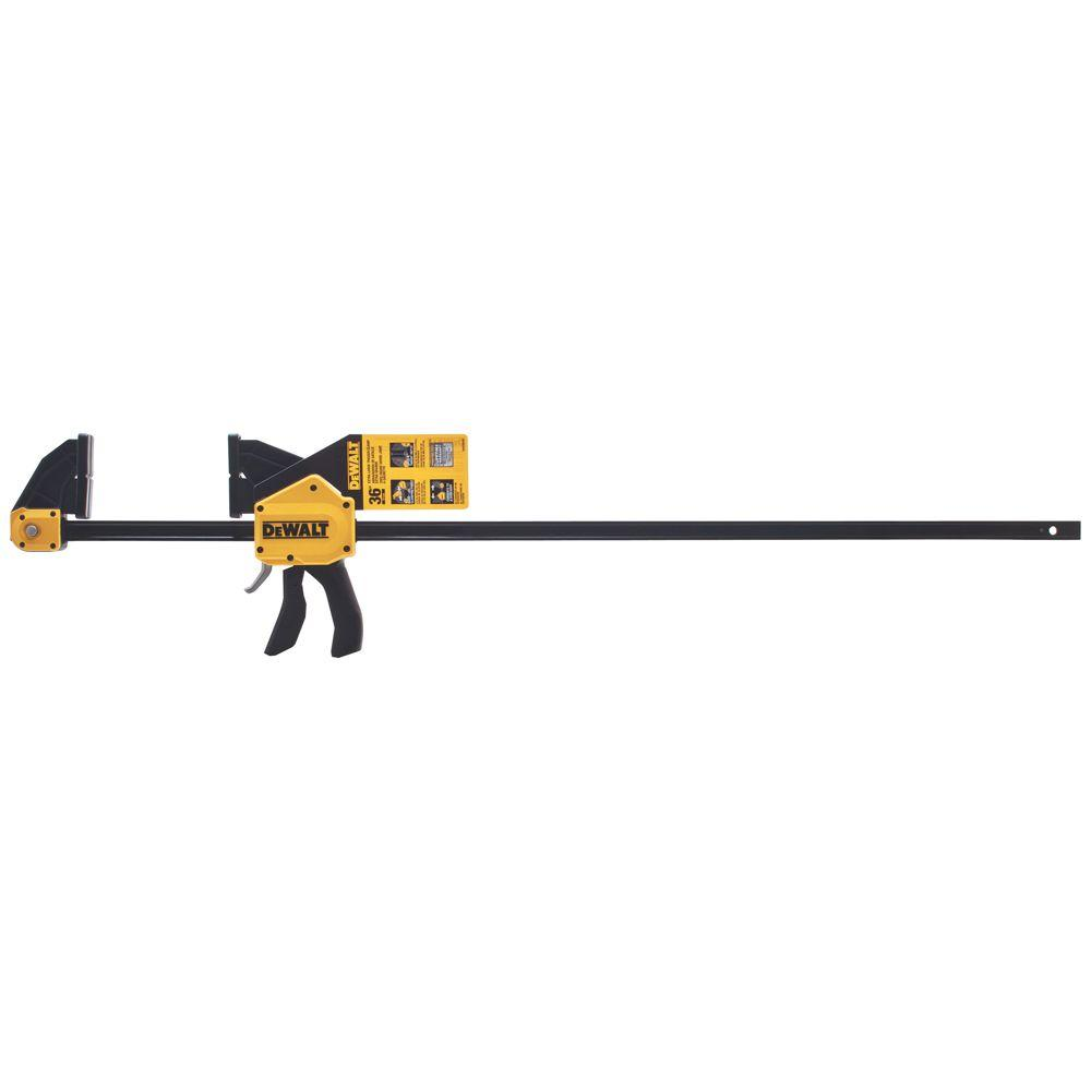 DEWALT 36 in. X-Large Trigger Clamp