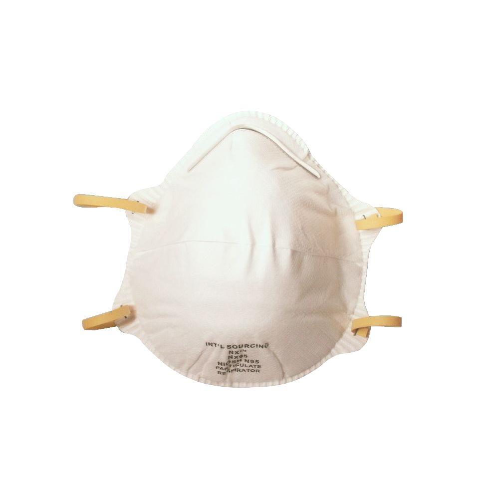 N95 Approved Particulate Respirator (20 per Box)