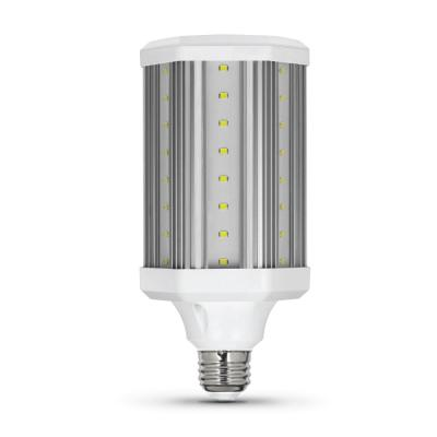 300-Watt Equivalent Corn Cob High Lumen Daylight (5000K) HID Utility LED Light Bulb (1-Bulb)