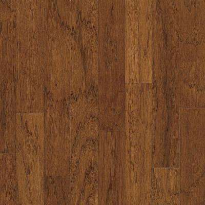 Hickory Falcon Brown Engineered Hardwood Flooring - 5 in. x 7 in. Take Home Sample