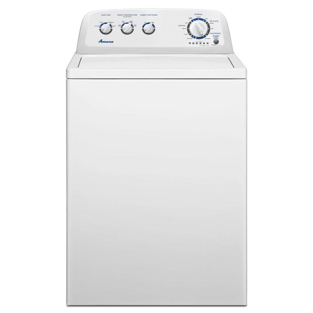 Amana 3.6 cu. ft. Top Load Washer in White