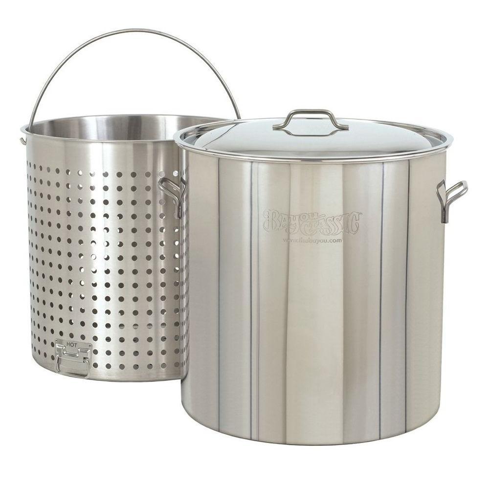 82 qt. Stockpot Boiler