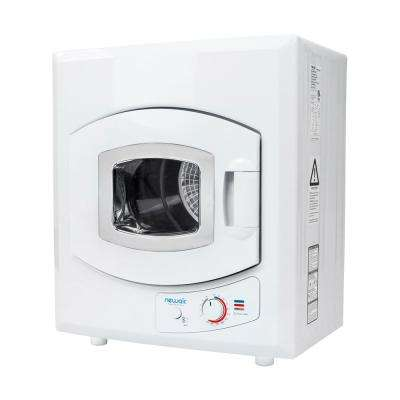Portable 2.6 cu. ft. Compact Electric Mini Dryer in White