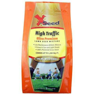 3 lb. High Traffic Lawn Seed Mixture