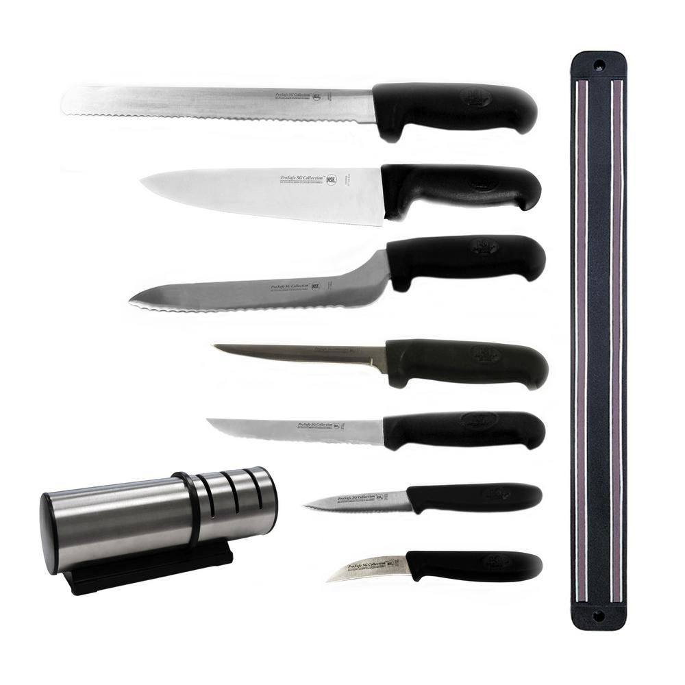 9-Piece Soft-Grip Cutlery Set