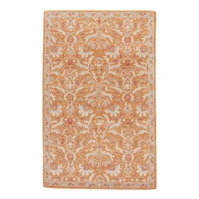 Nugget 3 ft. 6 in. x 5 ft. 6 in. Oriental Area Rug
