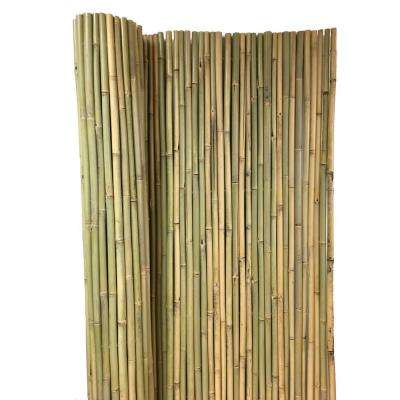 60 in. Tonkin Bamboo Roll Fence