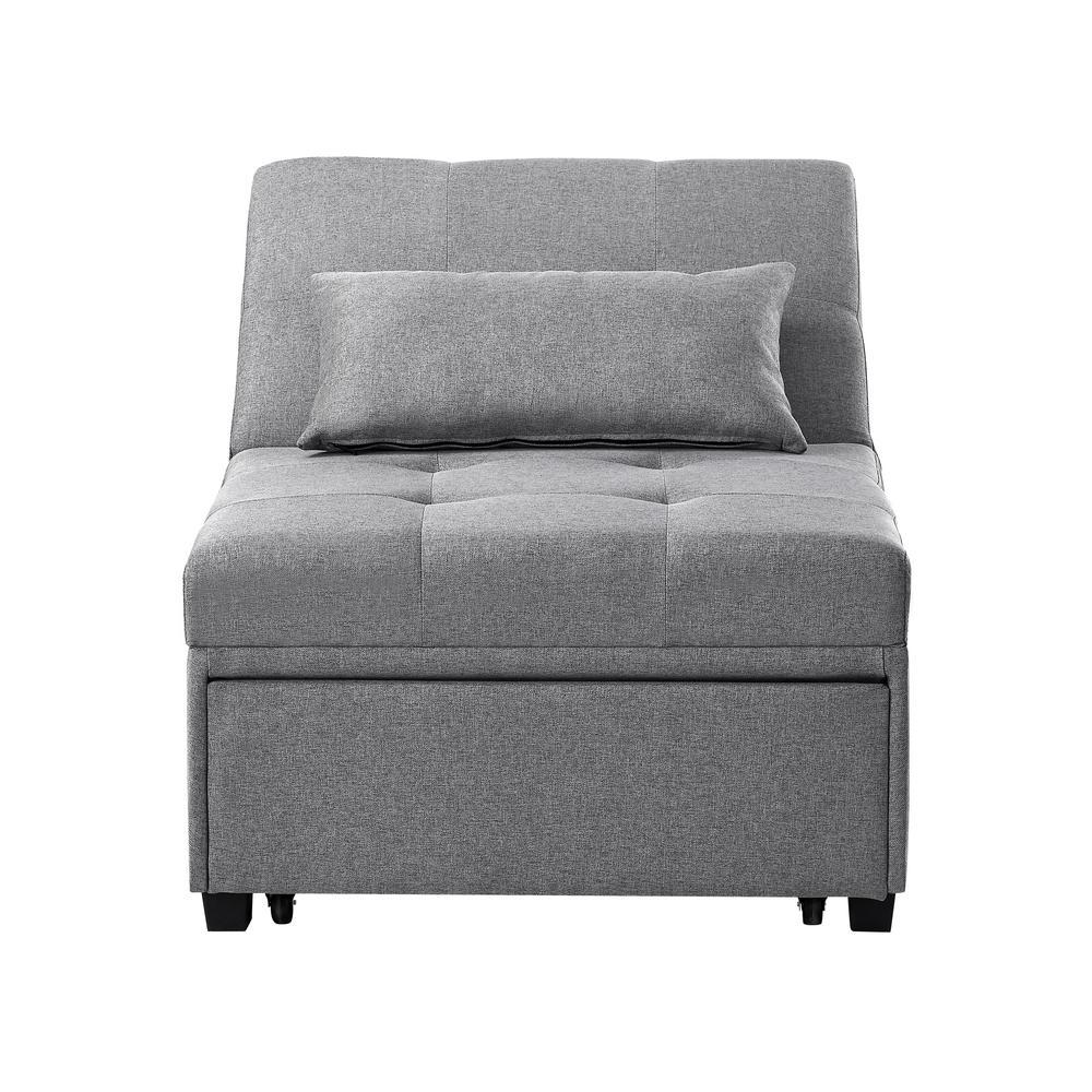 Brooks Sofa Bed Grey