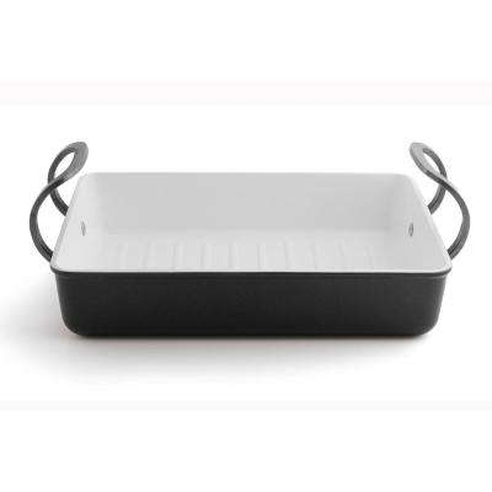 Essentials 5.28 Qt. Aluminum Non-Stick Roasting Pan