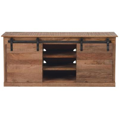 Holden Natural 54-Inch W Storage Entertainment Center